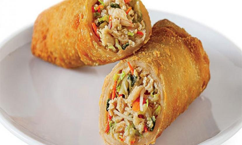 Get a FREE Egg Roll From Panda Express!
