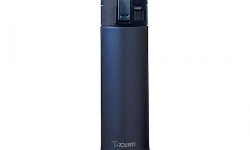 Save 44% Off Zojirushi Stainless Steel Mug!