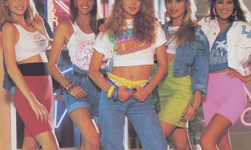 You Were A FASHIONISTA in the 80's if you wore THIS!