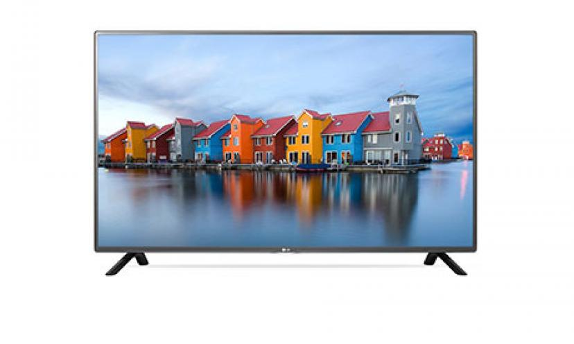 Save $220 on LG 42-Inch 1080p LED TV!