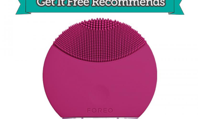 Check Out Our New Favorite Beauty Gadget: the FOREO LUNA™ Mini!