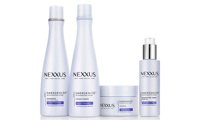 Get FREE Nexxus Hair Care Samples!