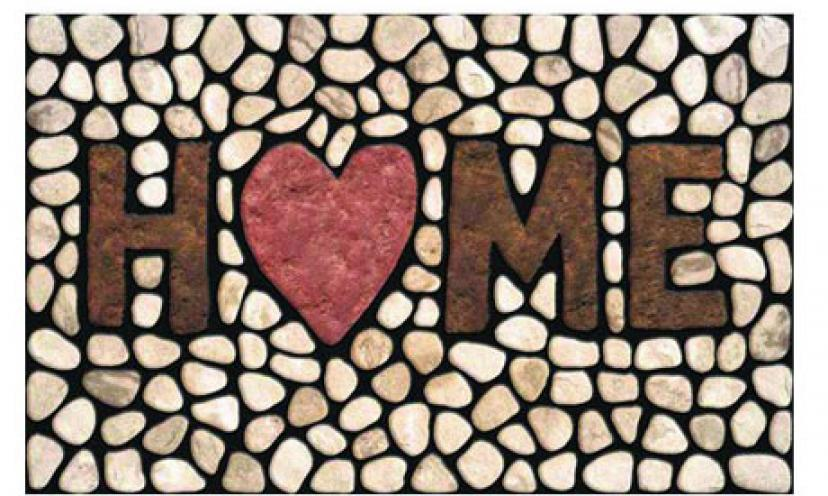 Save 57% off the Apache Mills Masterpiece Home Stones Doormat