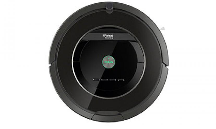 Save $105 Off The iRobot Roomba Vacuum Cleaning Robot!
