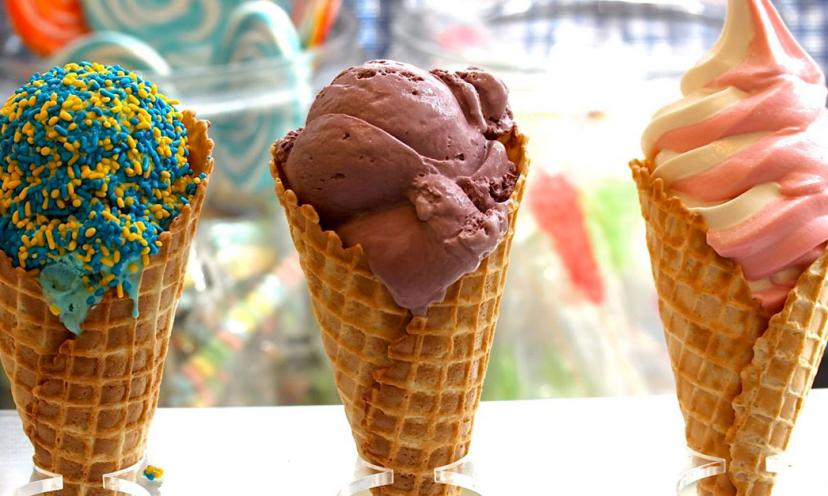 Top 5 Reasons You Deserve Ice Cream RIGHT NOW!