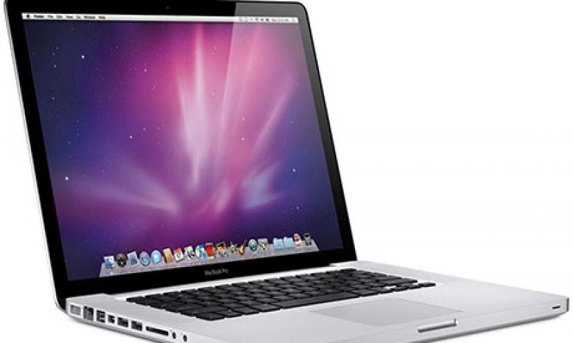 Enter to Win an Apple MacBook Pro Laptop!