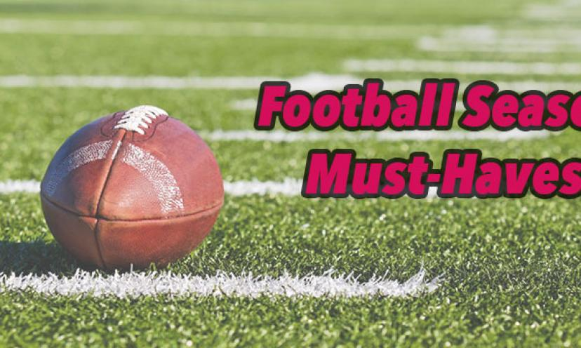 Check Out These Must-Haves to Get You Ready for Football Season!