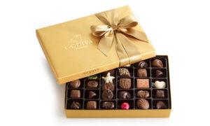 Get FREE Godiva Chocolate!
