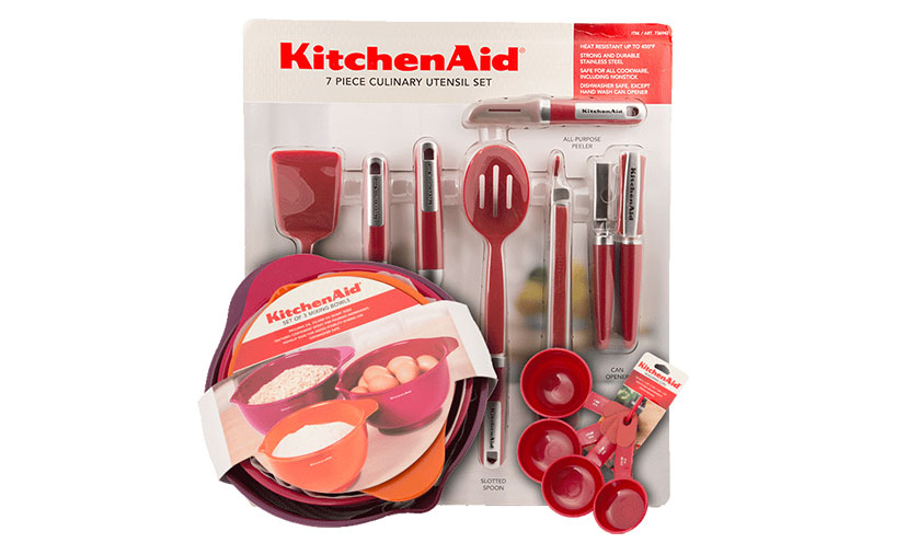 Get a Free KitchenAid Utensil!!