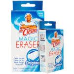 Get Your FREE Mr. Clean Magic Eraser Sample!