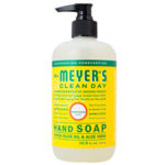 Free Mrs. Meyer's Sample!