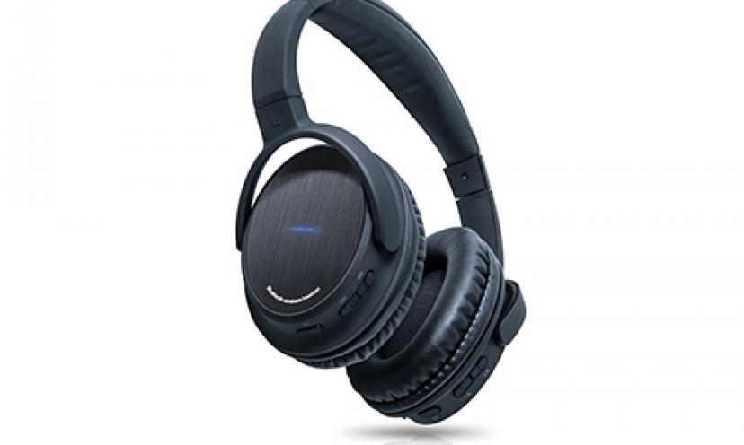 Enjoy $80 Off on the Photive Bluetooth 4.0 Stereo Headphones!