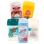Get Free Deodorant!