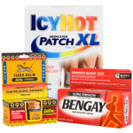 Get Free Pain Relief Products!