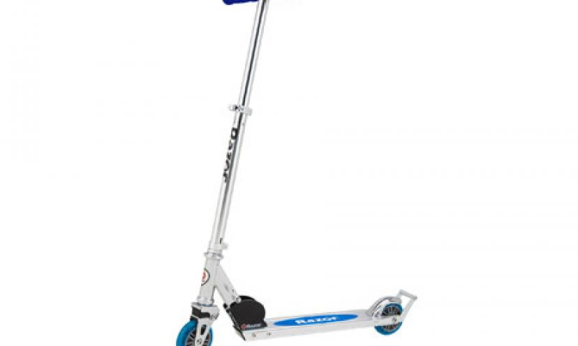 Enjoy 36% Off on the Razor A2 Kick Scooter!