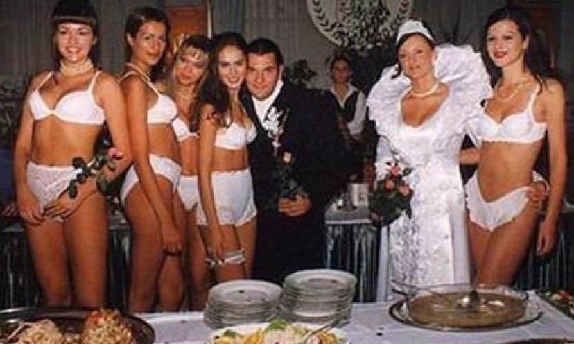 Top 10 Crazy Wedding Fails
