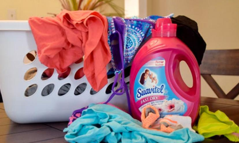 Get Laundry Essentials For Less!