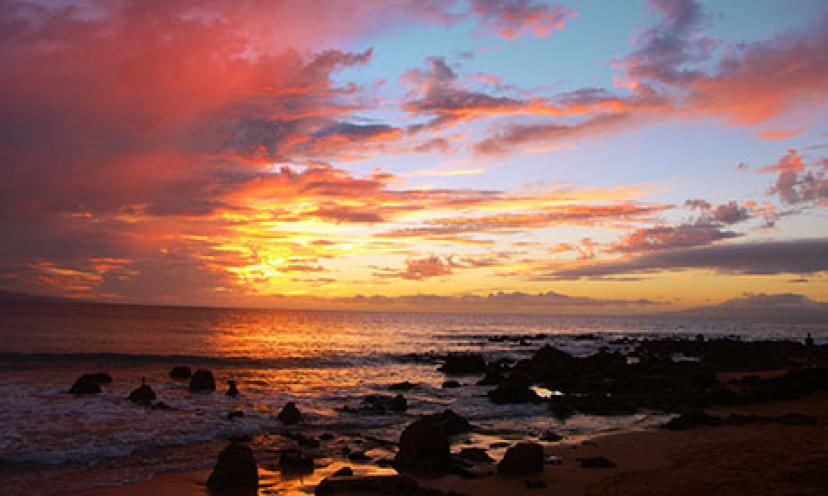 Enter to Win a Trip for Two to Maui!