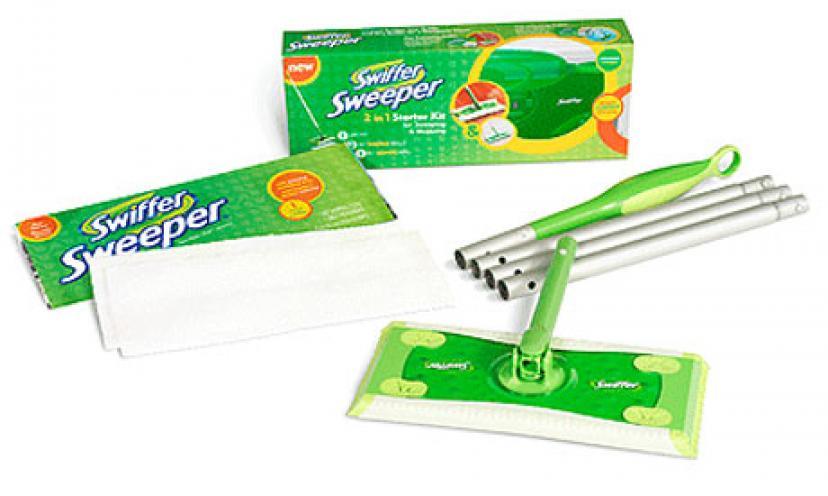 Get $2.00 Off One Swiffer Starter Kit!