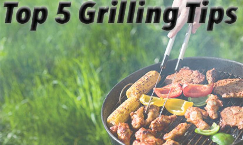 Does Your BBQ Game Need Work? Check Out Our Top 5 Grilling Tips!