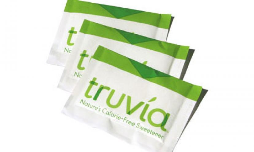 Get a Free Sample of Truvia!