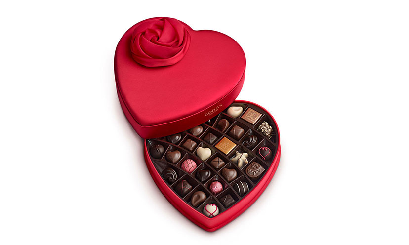 Get $100 Worth of Godiva Chocolates!