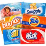 Free Laundry Samples!
