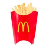 Get FREE McDonald's Fries!