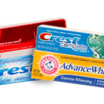 Get FREE Toothpaste!