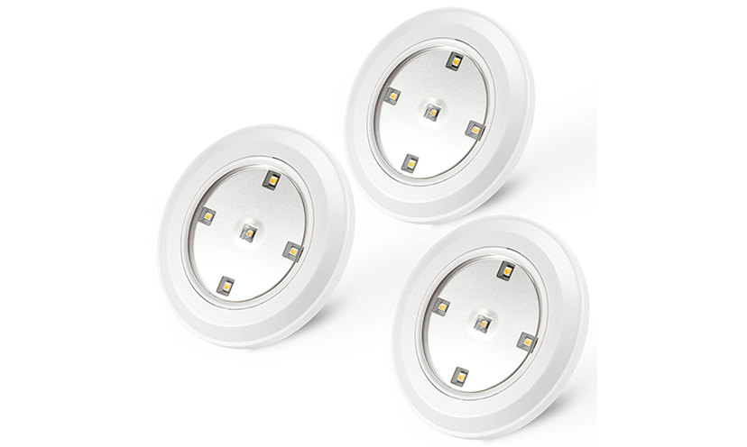 Save 67% on Kohree 3 Pack Battery Powered Closet Lights for Only $12.99!