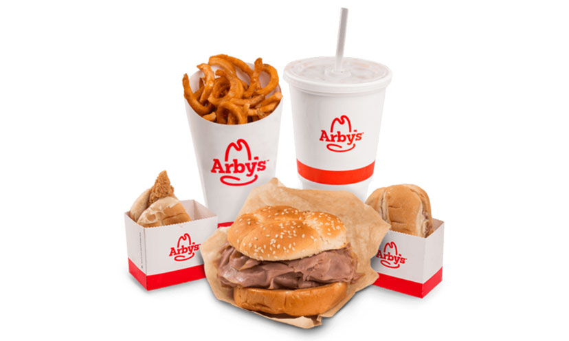 Get FREE Arby's!