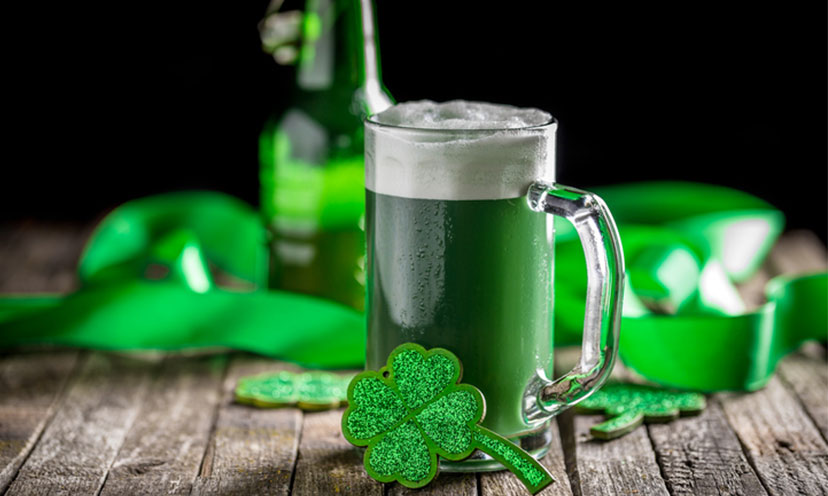 St. Patrick's Day 2017 Will Be the Best Ever with These Products