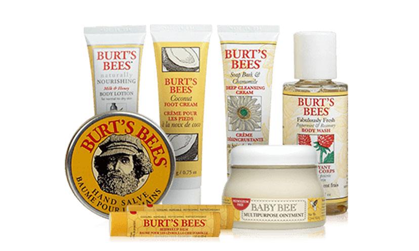 Get FREE Burt's Bees!