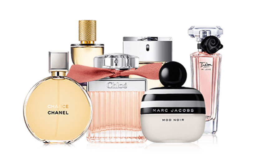 Get a FREE Designer Perfume Sample!