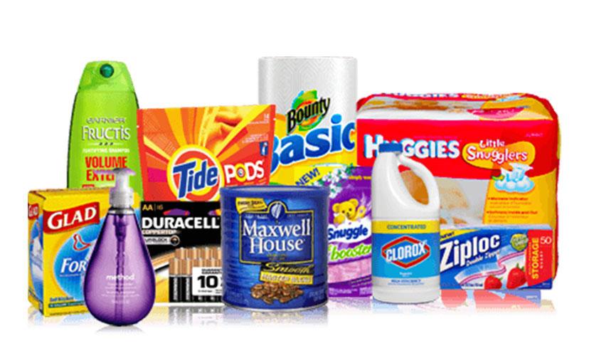 Get FREE Grocery Samples!