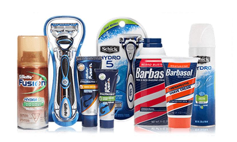 Get FREE Razors and Shaving Cream!