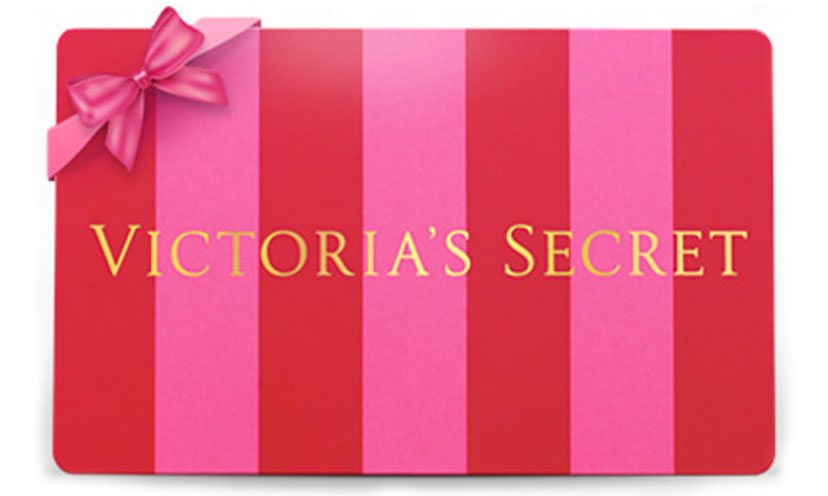 Enter to Win a $1,000 Victoria's Secret Shopping Spree!