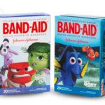 Get FREE Band-Aids!