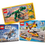 Get FREE Lego Blocks!