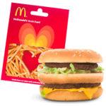 Get FREE McDonald's!