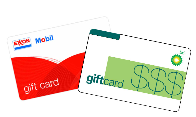 Get a $100 Gas Gift Card!