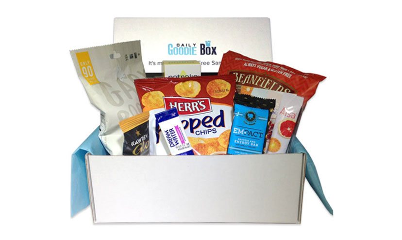 Get a FREE Daily Goodie Box!