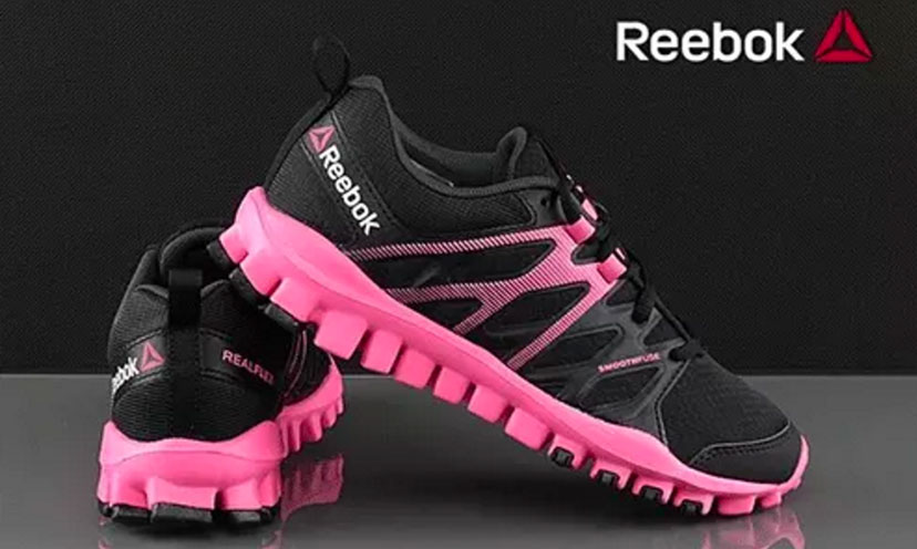 Enter to Win a Pair of Reebok RealFlex Sneakers!