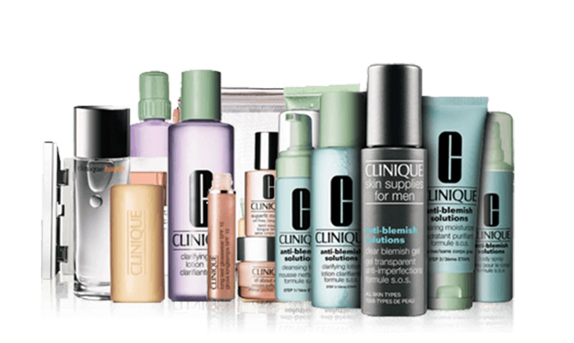 Get FREE Clinique Samples!