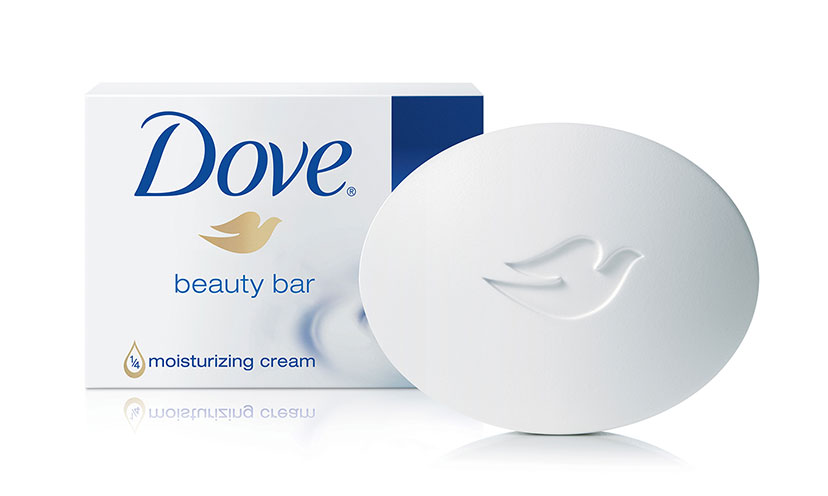 Get a FREE Sample of Dove Soap!