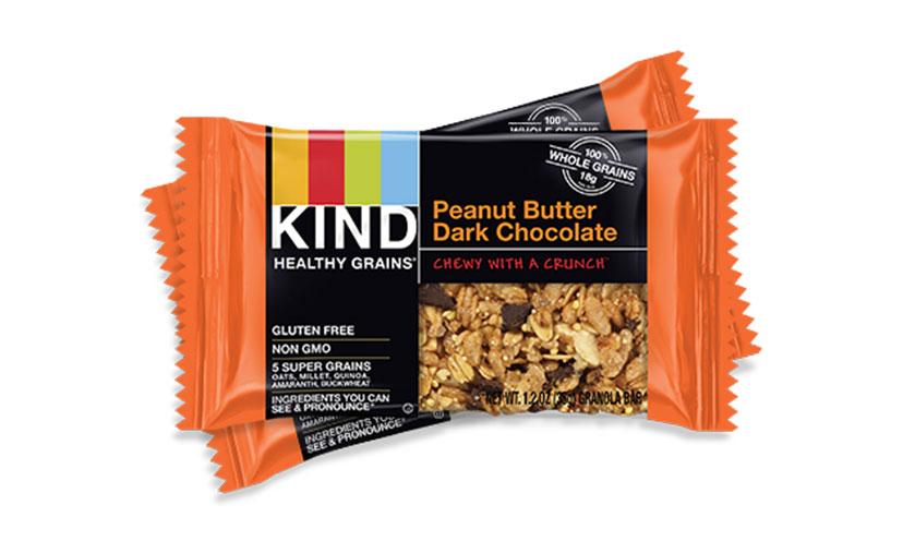 Send a Friend a FREE Kind Snack Bar!
