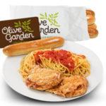 Get FREE Olive Garden!