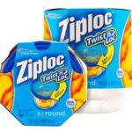 Get FREE Ziploc Twist n Loc Containers!