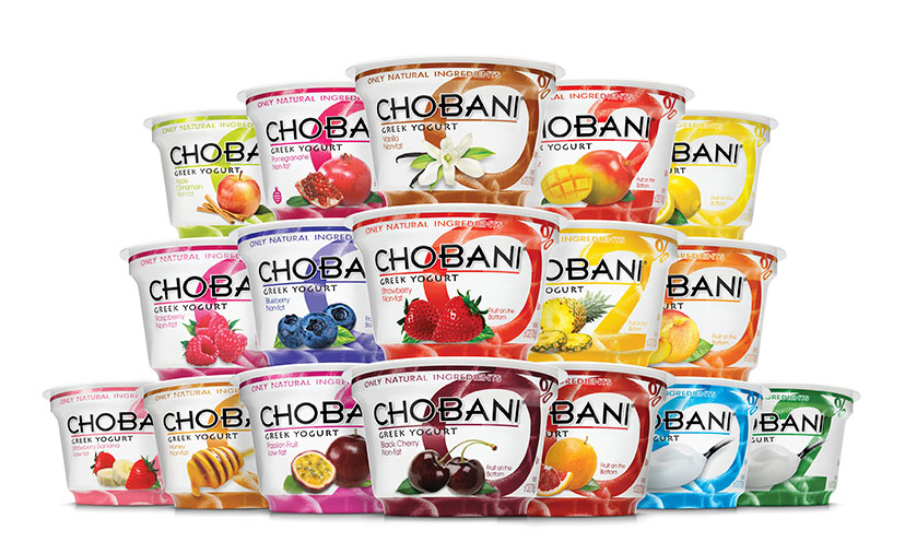 Save $1.00 off any Three Chobani Greek Yogurts!