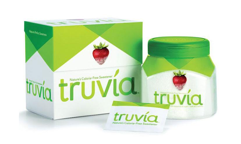 Get FREE Samples of Truvía Natural Sweetener!